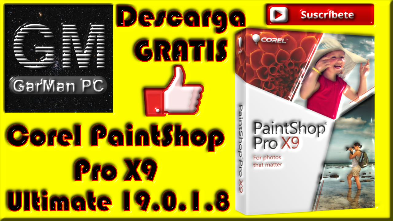 corel paintshop pro 2018 manual pdf